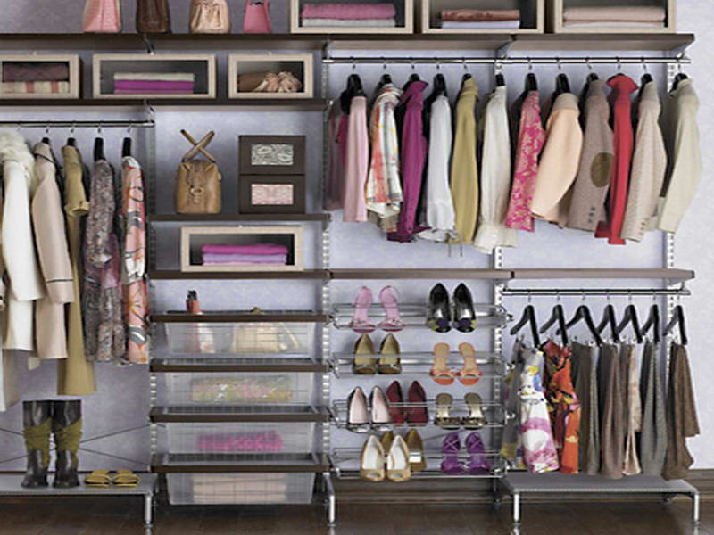 Organizing your Closet