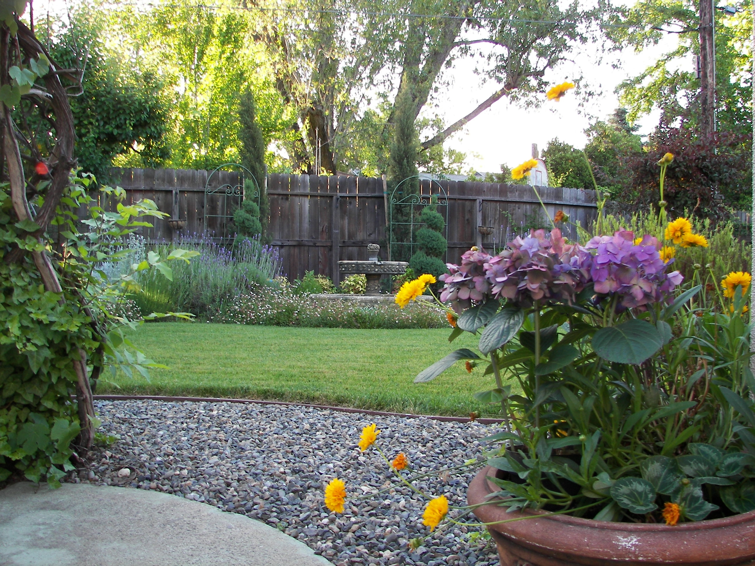 Get magnificent landscaping ideas from a professional for Professional landscaping ideas
